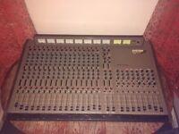 Allen & Heath System 8 16/8 mixing desk