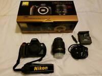 Nikon D60 SLR