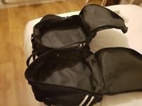 Motorcycle Tank Bag and Holdall