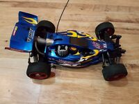 Petrol RC Car -Tamiya Nitro Thunder with RC