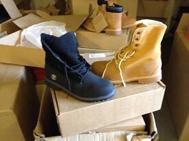 BRAND NEW TIMBERLAND BOOTS (Women's)