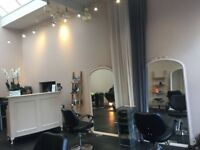 chair to rent in a north London hairdressers
