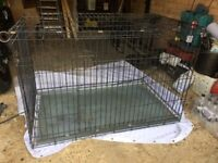 Puppy/Dog crate for sale, good condition