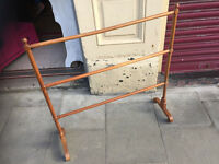 Towel Rail - 3 bar - In good condition. Size 3ft x 3ft Great size and shape.