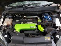 FORD FOCUS ST-3 MODIFIED ST3 NOT ST2 VAUXHALL CORSA VXR VW GOLF GT R32 AUDI S3 S LINE HONDA TYPE R