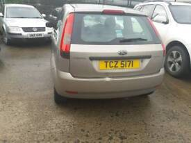 For sale ford fiesta ztec
