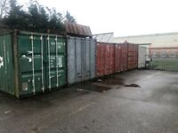 20ft self storage containers