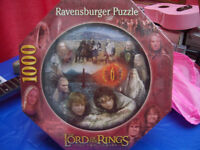 Lord of the Rings Jigsaw Puzzle 1000psc.