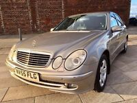 2005 MERCEDES E 280 CDI ++ ALLOY WHEELS ++ REMOTE LOCKING ++ ELECTRIC WINDOWS ++ CD ++ FULL MOT.