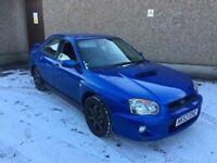 *** Subaru Impreza wrx 2004 swap px car van ****