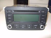 VW CAR STEREO RADIO CD PLAYER