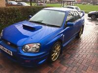 Subaru Impreza wrx sti uk