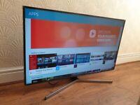Boxed SAMSUNG QE49Q80TATXXU 49 inch 2020 QLED 4K HDR, Smart TV Wi-Fi
