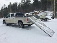 2014 7' Mint condition Sled Deck