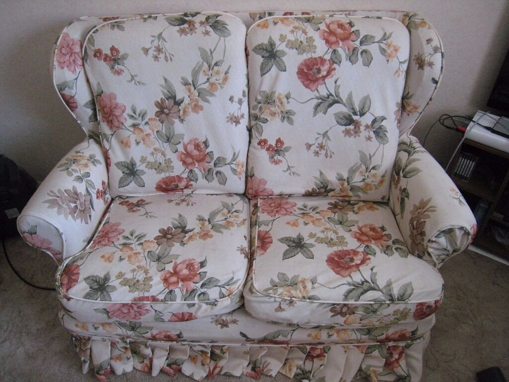 [COLLECTION ONLY] High quality used double sofa in good condition from a non-smoking family