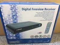 Digital Freeview Box