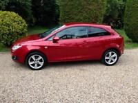 Seat ibiza ecomotive only 55000 fsh