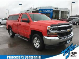 2016 Chevrolet Silverado 1500 LT| 4x4 5.3L 1 Owner & Accident Fr