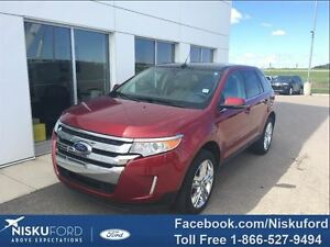 2014 Ford Edge Limited MUST SEE! $235.58 b/weekly.