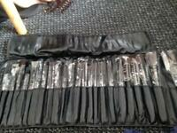 Brand new selection of mac make up brushes