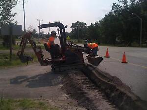 Micro Trenching Ditch Witch Micro Trenching Earth Saw Belleville Belleville Area image 3