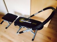 Good condition bench for Abs and press for sale