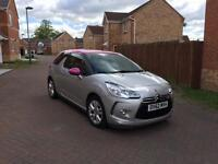 2012 CITROEN DS3 AIR DREAM 1.6 DIESEL 12 MONTH MOT FULLY SERVICED LOW MILEAGE FULL HPI CLEAR CROUIS