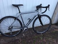 Customised Canondale CAADX Cyclocross Bike