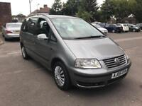 VW SHARAN 1.9 TDI AUTOMATIC 2005
