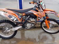 LAST TIME ON HERE MY KTM250SFX 2014 FOR YOU QUAD OR BIKE OR CAR