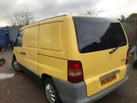 Mercedes Vito 108d spare parts available
