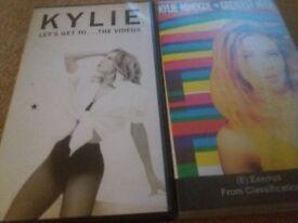 Kylie Minogue Videos