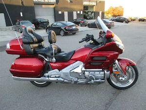 2008 honda Gold Wing