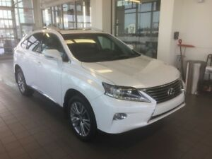 2015 RX 350 Touring 1 Owner Local Trade: PST Paid