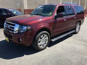 2012 Ford Expedition Max Limited, Automatic, Leather, Sunroof, H