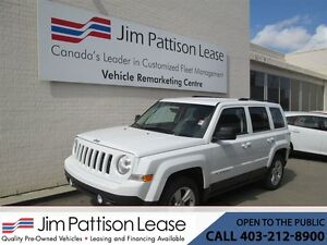 2012 Jeep Patriot 2.4L 4X4 North Edition w/Remote Start & Blueto