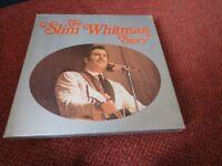 Box set of 6 LP's Slim Whitman