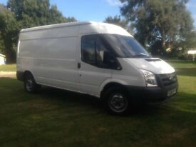 ****FORD TRANSIT **** LOW MILLAGE**** 2 OWNERS FROM NEW****YEARS MOT****