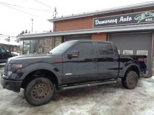 2014 Ford F-150 RECONSTRUIT / DVD integré