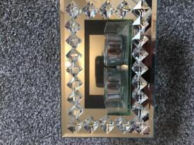 Tea light candle holder £4