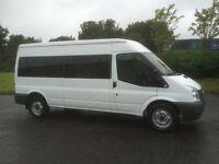 Ford TRANSIT 140 T370 15S AWD 4X4 MINI BUS