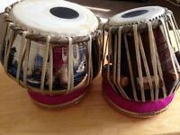 New & used tabla available
