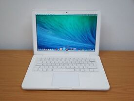 Apple Macbook unibody Late 2010 4gb Ram 500gb hdd