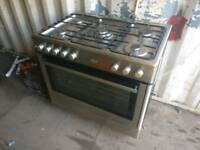 Excellent electric fan oven 900mm fdf90x