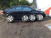 Saab 9-3 alloy wheels vectra alloys