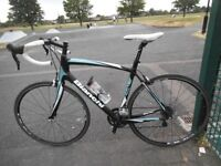 Bianchi Vertigo 20speed Full Carbon Road Bike Large 56cm Shimano 105 Gears Fast Shimano R500 Wheels