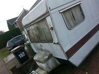 caravan for sale! ideal project