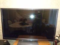 Panasonic 47 inch LCD TV.