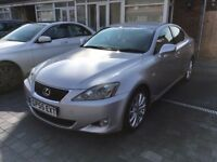 2005 Lexus IS250 SE Manual Silver with Full Service History