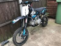 Welsh pitbike 155cc crf70 style pit bike not stomp demon x thumpstar